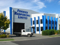 Fenwick reinforcing location